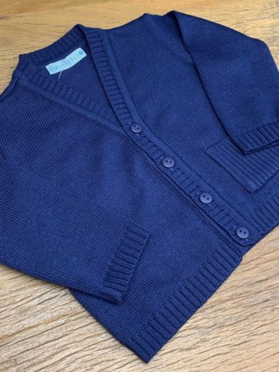 RIMG 0836 400x533 - Casaco - Tricot - Heitor  - Naval