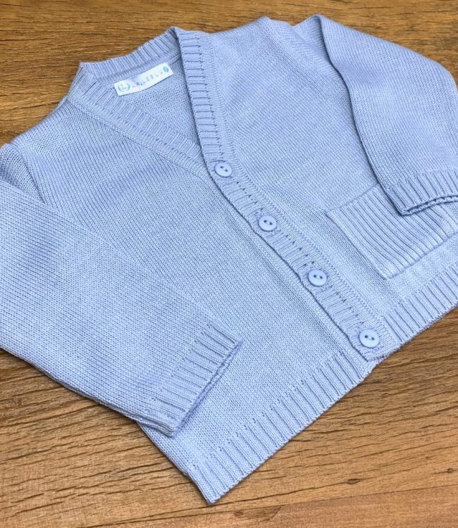 RIMG 0838 650x750 - Casaco - Tricot - Heitor  - Naval